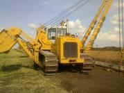 Кран- трубоукладчик ЧЕТРА ТГ301 г/п 35-40 тонн