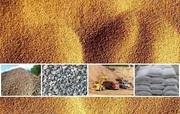 Доставка стройматериалов - щебень,  песок,  мраморная крошка,  ПГС