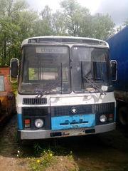 Автобус ПАЗ на запчасти