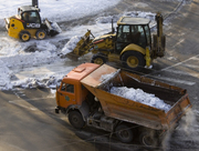 Уборка вывоз снега,  снегоуборочные работы