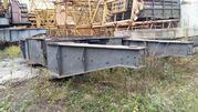 Рама башенных кранов КБ-405; КБ-403