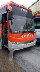 Туристический автобус DAEWOO BH120,  2007г