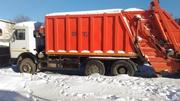 Продаю мусоровоз КО-427-42 на шасси МАЗ-6303АЗ год выпуска 2012