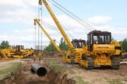 Гусеничный трубоукладчик ЧЕТРА ТГ-222 г/п 25-30 тонн
