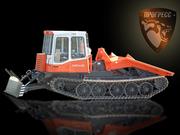 Купить Алтайский трелевочник МСН-10 (ТТ-4М). Лесозаготовительная техника.