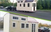 Дом на колесах.