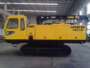 Cамоходные сварочные агрегаты TRYBERG TWM-180