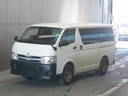 Микроавтобус грузовой фургон кат B TOYOTA HIACE VAN полный привод 4wd