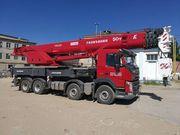 Аренда автокрана 25 - 70 тонн